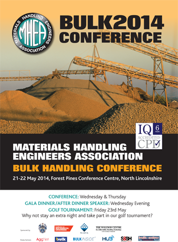 Bulk2014 conference – don't forget your tickets