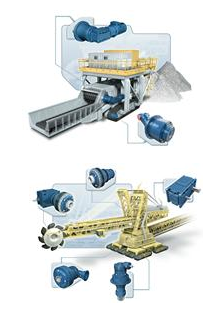 The challenges of designing gearboxes for the mining industry