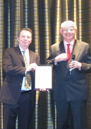 Double awards success at MHEA Bulk2014 conference