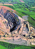 Cliffe Hill Quarry visit