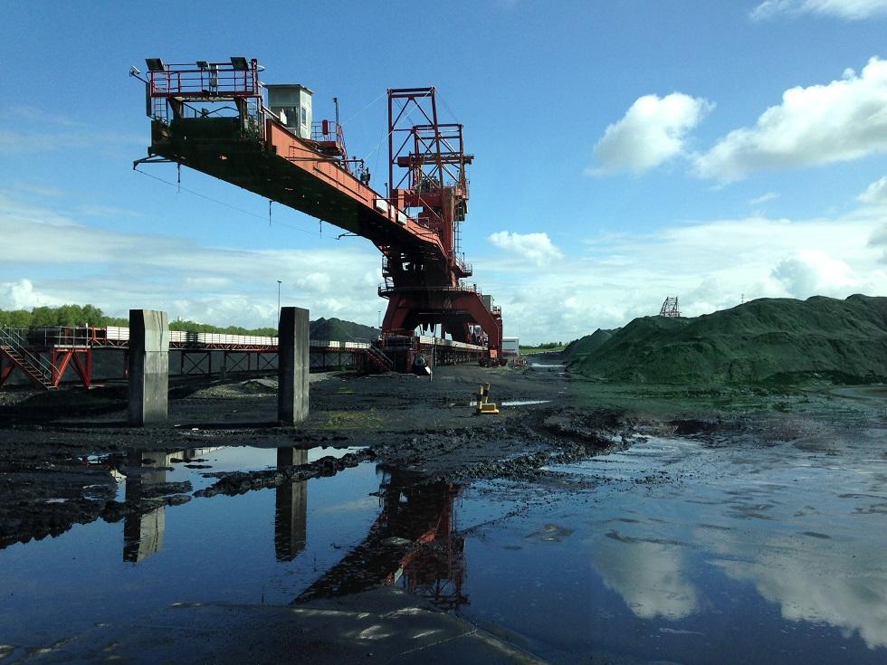 Member site visit to Bristol Port, 18 May 2016