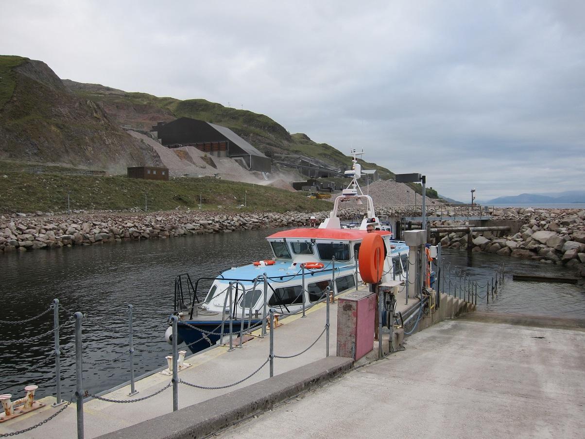 glensanda ferry - mhea