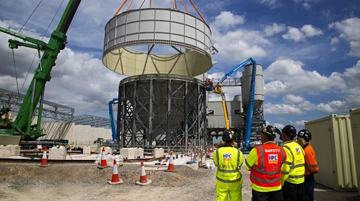 HINKLEY POINT C – FAIRPORT ADDS TO 'GREEN' CREDENTIALS
